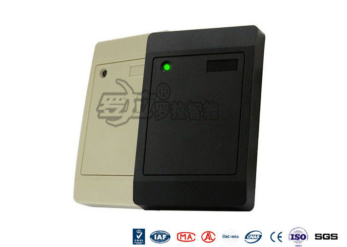 Long Range RFID Card Reader EM / ID / IC Card RS232 / RS485 Wiegand 26