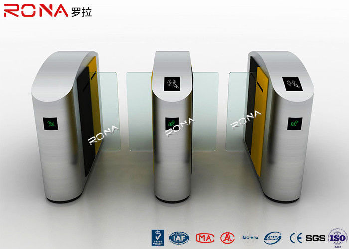 Automatic Sliding Barrier Gate Access Control Security System Pedestrian Swing Turnstile